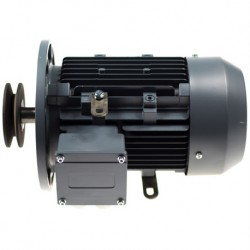 Silnik do przenośnika ślimakowego z koszem T401 Ø 150mm - 3kW