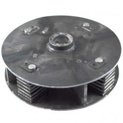 Głowica kompletna do rozdrabniacza H122/2 (18,5 kW)